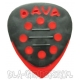 GUITAR PICK DAVA GRIP TIPS - DELRIN