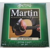 Martin M170 -extra  light (10-47) 80/20