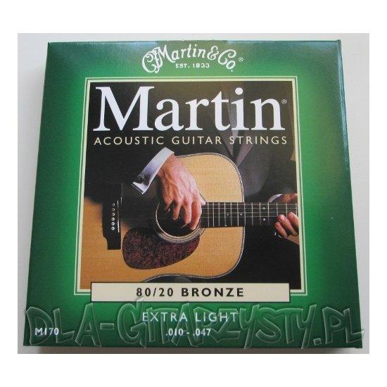 Martin M170 - (10-47) extra light 80/20
