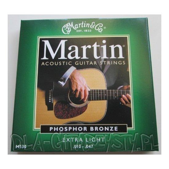 Martin M530 - (10-47) extra Light 92/8