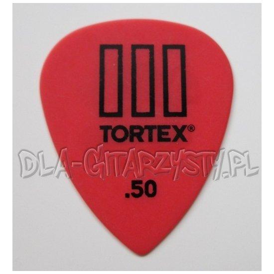 Guitar Pick Dunlop Tortex III 0.50mm
