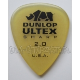 Kostka DUNLOP Ultex SHARP 2.0mm