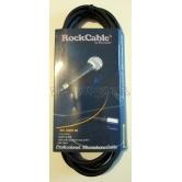 kabel mikrofonowy RockCable XLR(F) - XLR(M)(3M)