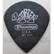 "Guitar Pick Dunlop TORTEX ""PITCH BLACK"" JAZZ 0.60mm"