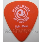 Kostka Planet Waves Duralin - Light - 0.60mm