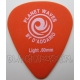 Guitar Pick Planet Waves Duralin - Light - 0.60mm