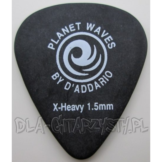 Kostka Planet Waves Duralin - X-Heavy - 1.5mm