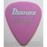 Guitar Pick Ibanez PM14X-BK 1.2mm EXTRA HEAVY