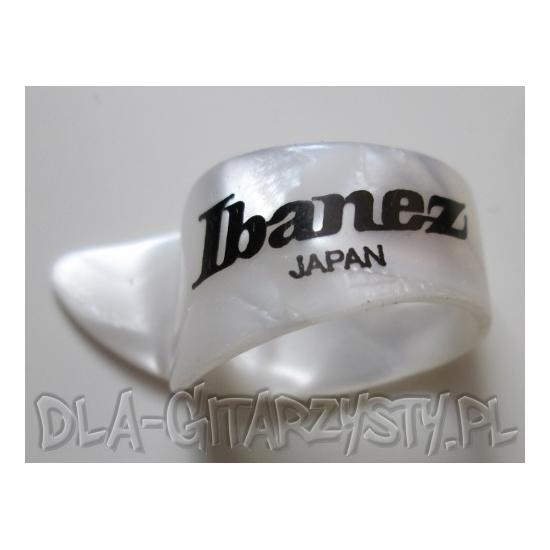 Thumb Pick Ibanez CE22L-PL - White Pearl