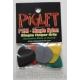 5 kostek - Piglet 1 NYLON - pojedynczy palec + kciuk, lead