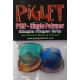 5 kostek - Piglet 1 POLIWĘGLAN - pojedynczy palec + kciuk, lead