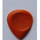 Guitar Pick Piglet 1 Single finger + thumb grip, Nylon lead plectrum
