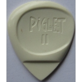 Guitar Pick Piglet 2 Single finger + thumb grip, Nylon rhythm plectrum