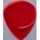 Guitar pick Piglet 3 Hard Chunky Tip with thumb grip, Polycarbonate, rhythm, bass plectrum