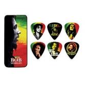 Zestaw kostek Bob Marley medium Rasta 2